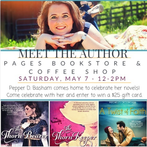 Book signing Mt Airy