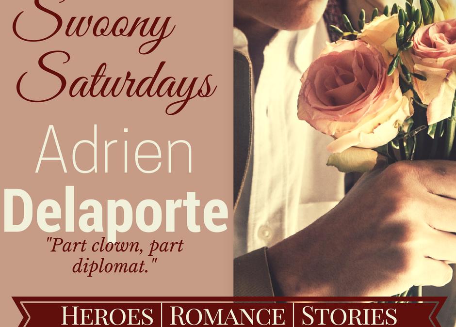 Swoony Saturdays – Adrien Delaporte