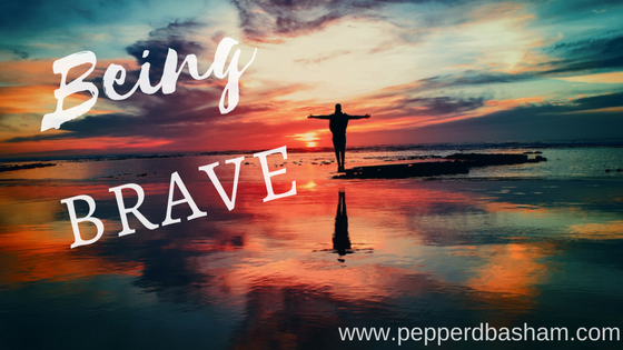 Being Brave – 2017