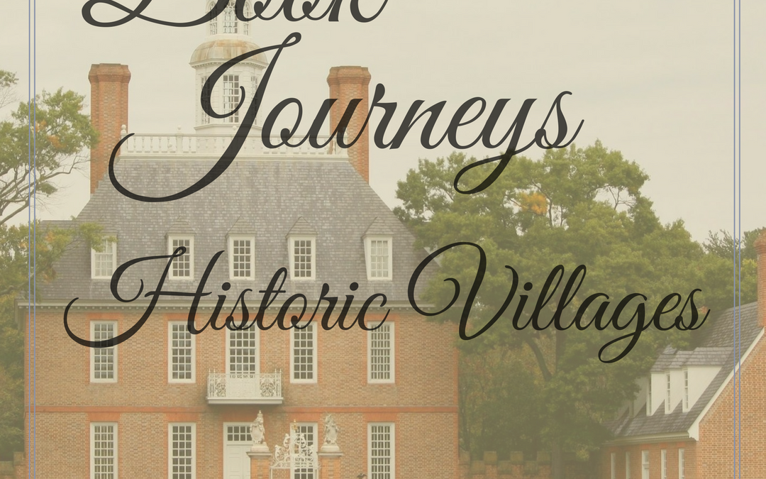 Book Journeys – Historic Villages