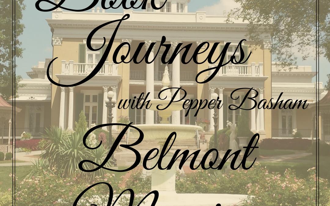 Book Journeys – Belmont Mansion