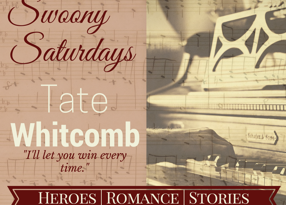 Swoony Saturday – Tate Whitcomb
