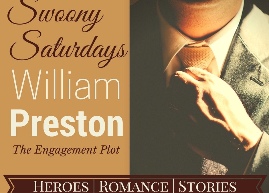 Swoony Saturdays – William Preston