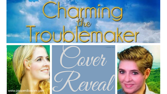 Cover Reveal – Charming the Troublemaker