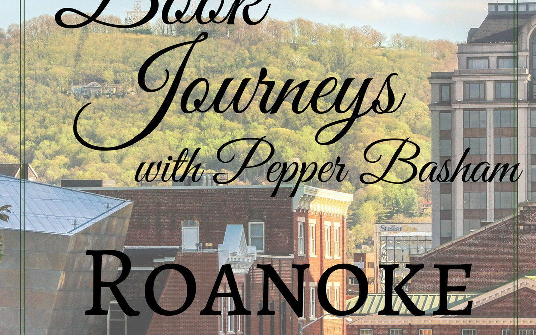 Book Journeys – Roanoke