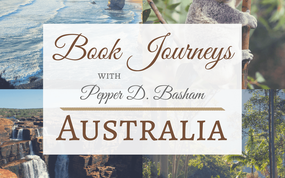 Book Journeys – Australia