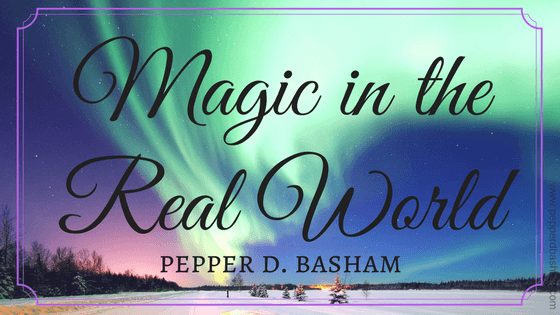 Magic in the Real World