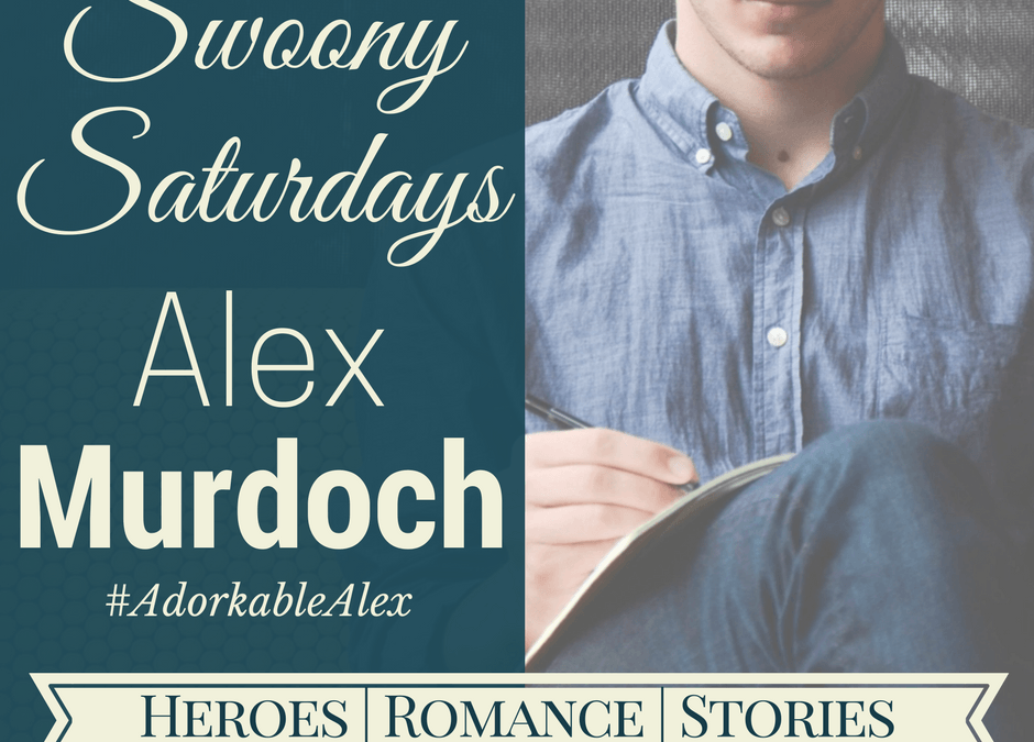 Swoony Saturdays – #AdorkableAlex