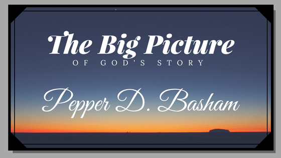 The Big Picture of God's Story & Giveaway
